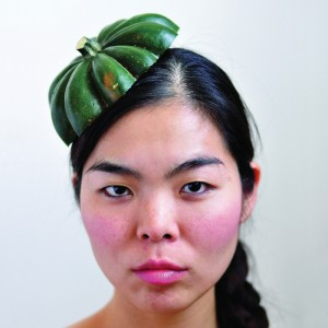Wearable Food—Hat