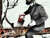 Illustration depicting austerity