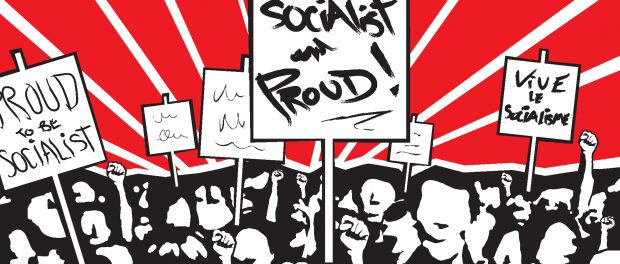 Socialist and proud