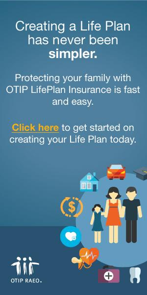 OTIP Life Plan Insurance ad
