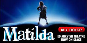 Matilda Buy Ticket Mirvish Theater