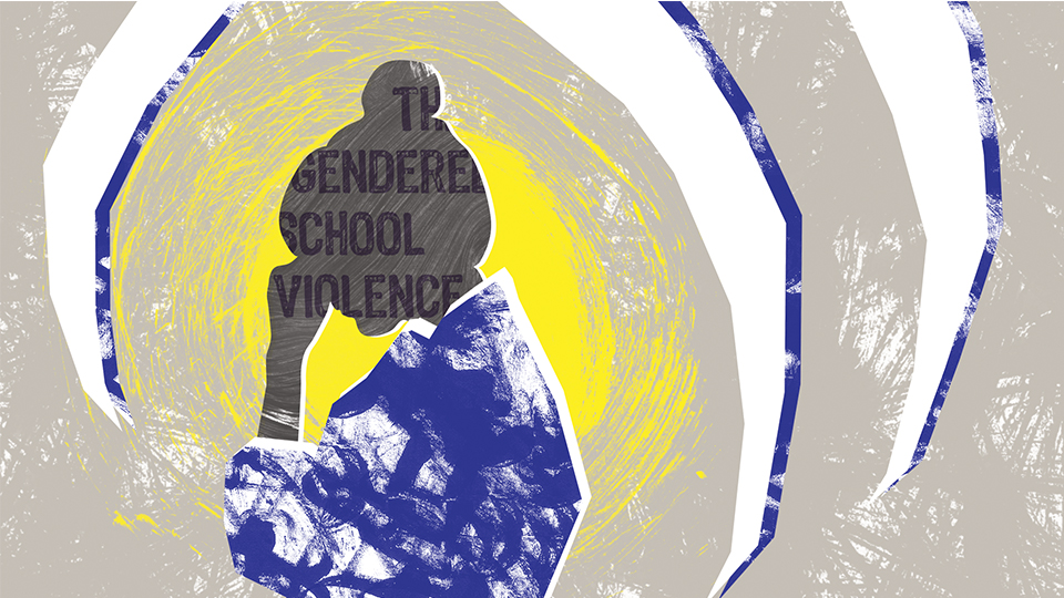 The gendered face of school violence