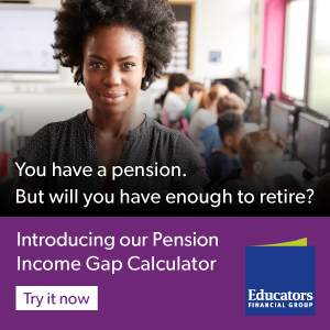 You have a pension. But will you have enough to retire?