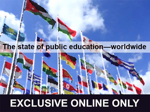 public ed exclusive online only