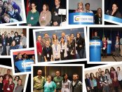 Collage of photos of past Faculty of Ed students